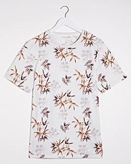 Kimono Print T-Shirt