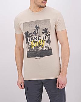 Take It Easy Graphic T-Shirt