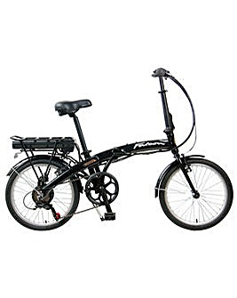 "Falcon Compact 20"" wheel folding electric bike"