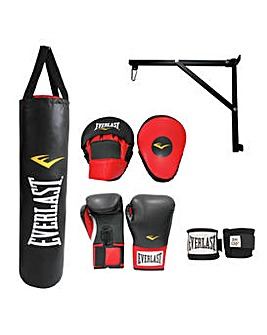 Everlast Punch Bag Set - 4ft