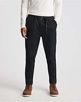 Tapered Fit Tech Belt Trouser