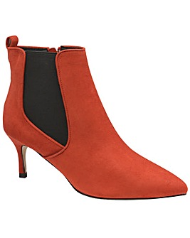 Ravel Cheviot Heeled Ankle Boots