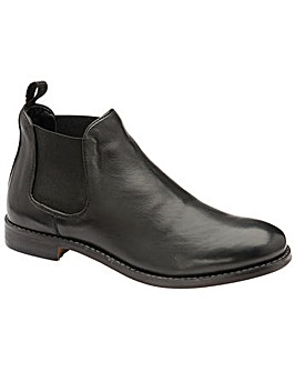 Ravel Graven Leather Ankle Boots