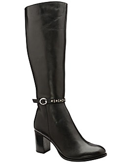 Ravel Roxburgh Leather Knee High Boots