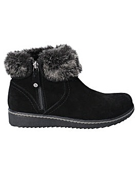 Hush Puppies Penny Zip Ankle Boot