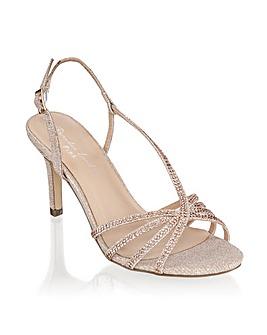 Paradox London Hattice Sandals