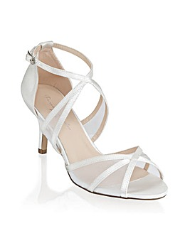 Paradox London Helka Wide E Fit Sandals