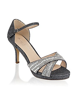 Paradox London Haven Wide E Fit Sandals