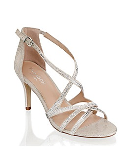 Paradox London Romelia Sandals