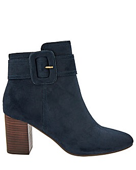 Monsoon Bex Suedette Buckle Boot