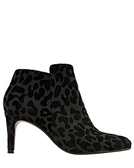 Monsoon Lucy Leopard Print Boot