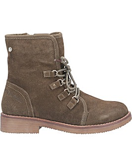 Hush Puppies Milo Zip Ankle Boot
