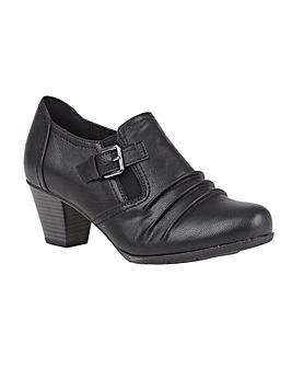 Lotus Patsy Heeled Shoe Boots