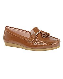 Lotus Mia Flat Loafers Standard D Fit