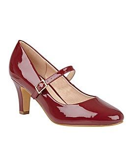 Lotus Savannah Mary-Jane Shoes