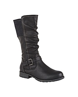 Lotus Adriana Boots Standard D Fit
