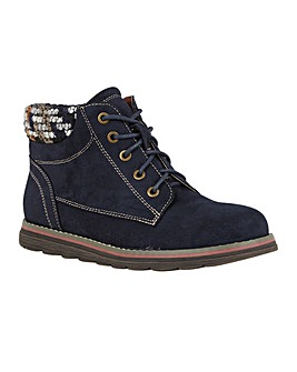 Lotus Sycamore Ankle Boot Standard D Fit