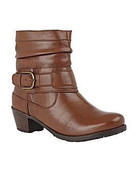 Lotus Malala Ankle Boots Standard D Fit
