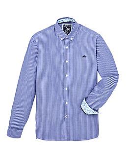 Raging Bull Mighty Bengal Stripe Long Sleeve Shirt