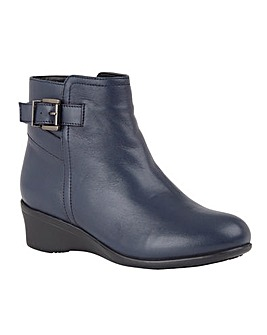 Lotus Lisetta Ankle Boots Standard D Fit