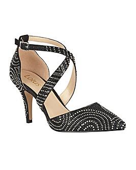 Lotus Latoya Court Shoes Standard D Fit