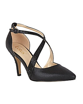 Lotus Orla Strappy Court Shoes
