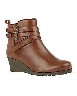 Lotus Farrow Ankle Boots Standard D Fit