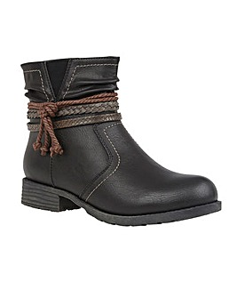 Lotus Francina Ankle Boot Standard D Fit