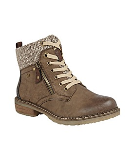 Lotus Relife Nancy Boots Standard D Fit