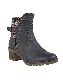 Lotus Relife Ruthie Ankle Boots