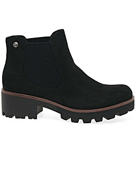 Rieker Acorn Standard Fit Chelsea Boots