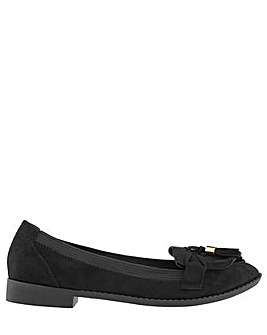 Accessorize Elasticated Latimer Loafer