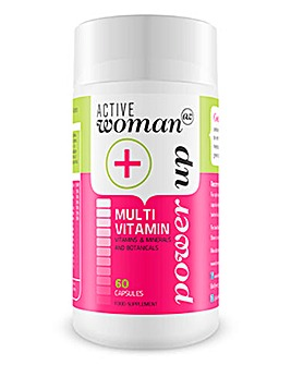 Active Woman - multivitamin