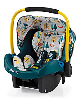 Cosatto Port 0+ Car Seat - Foxtale