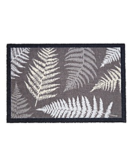 Fern Forest Door Mat