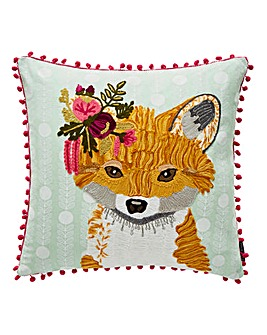Riva Funky Fox Cushion