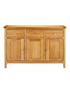 Arlo 3 Door 3 Drawer Sideboard
