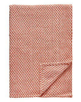 Riva Woven Textured Throw