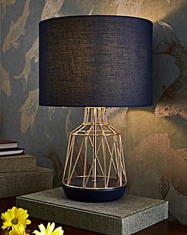 Susie Grid Table Lamp