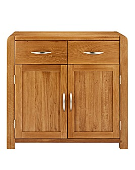 Hendon Oak 2 Door 2 Drawer Sideboard