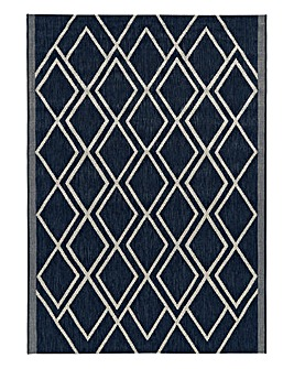 Ishmael Flatweave Indoor Outdoor Rug Lrg