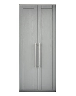Lulworth Assembled 2 Door Wardrobe