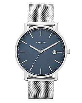 Skagen Mens Hagen Mesh Watch