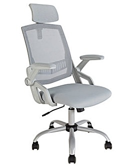 Habitat Milton Mesh  Office Chair