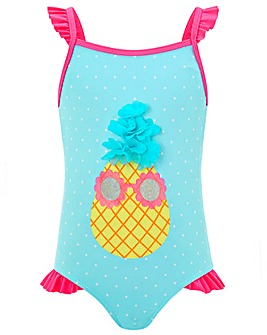 Accessorize Novelty Pineapple Swimsuit