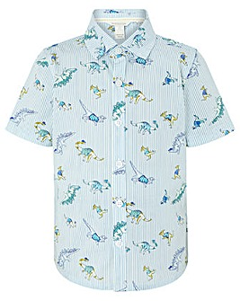 Monsoon Donovan Dino Shirt