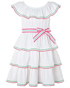 Monsoon Riley Ricrac Dress