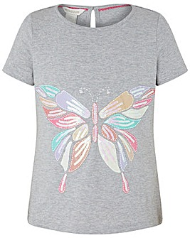 Monsoon Abigail Butterfly Top
