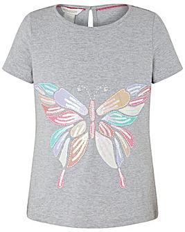 Monsoon Abigail Butterfly Top