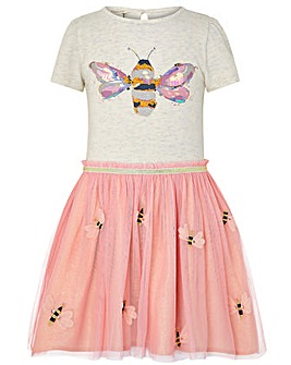 Monsoon Disco Bee Dress